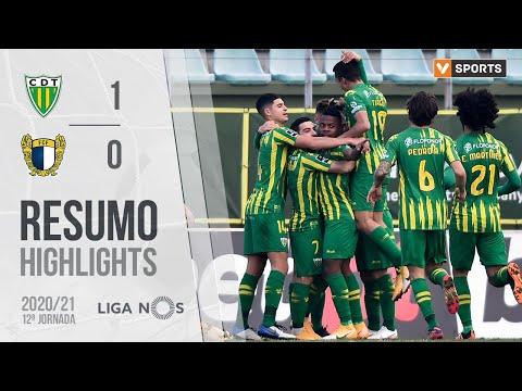Tondela Famalicao Goals And Highlights