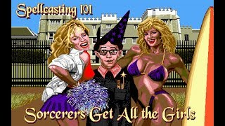 Spellcasting 101: Sorcerers get all the Girls  - Intro (1990) [Sound Comparison]