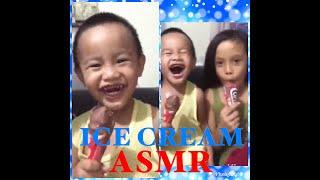 Baby Blogger Elijah Ice Cream Asmr