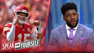 Chiefs are the big winner in extension with Patrick Mahomes — Acho | NFL | SPEAK FOR YOURSELF