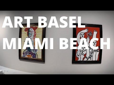 ART BASEL MIAMI BEACH 2019 - PART 1