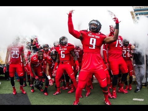 "Texas Tech Red Raiders Football Pump-Up 2017-18 - ""New Level"" ᴴᴰ"