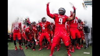 "Texas Tech Red Raiders Football Pump-Up 2017-18 - ""New Level"" ᴴᴰ"