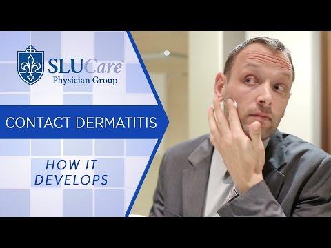 How Does Your Body Develop Contact Dermatitis - SLUCare Dermatology