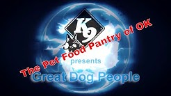 """The Pet Food Pantry of OK featured today on """"Great Dog People"""""""