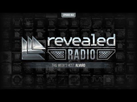 Revealed Radio 053 - Hosted by Alvaro