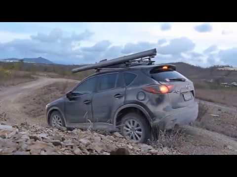 Mazda cx 5 off road review