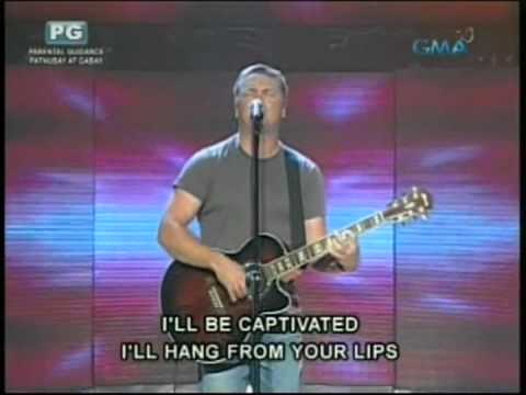 Edwin McCain LIVE sa Eat Bulaga!