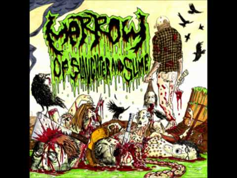 Marrow - Dead Meat (Marrow - Of Slaughter And Slime 7-Inch Record)