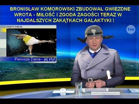 Radosław Sikorski - Powrót do Przeszłości i Bronisław Komorowski - Gwiezdne Wrota