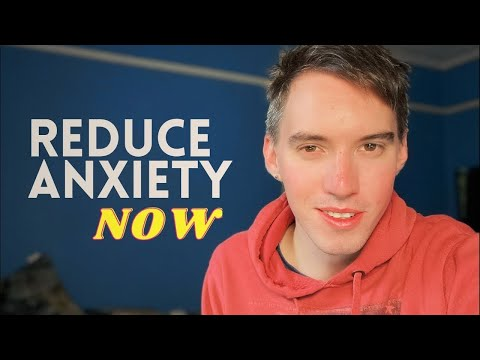 Lessen Anxiety Now With This Easy Trick