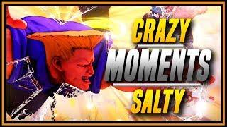 SFV AE ➤ Season 3 Madness! Comebacks, Mixups, Weird Moments [ Street Fighter V Arcade Edition ] thumbnail
