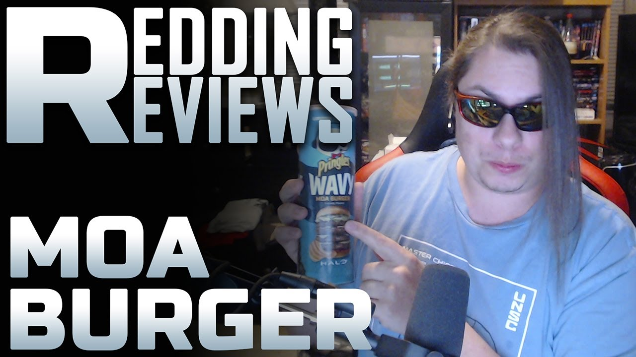 Redding Reviews: Moa Burger Chips!