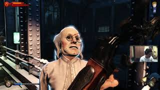 BIOSHOCK INFINITE | I HATE THIS PLACE