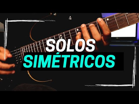 Solos Simétricos na Guitarra / Outside