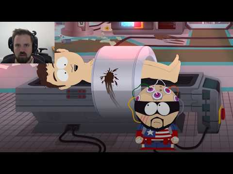 Giving Head to a Machine - South Park: The Fractured But Whole - Episode 23