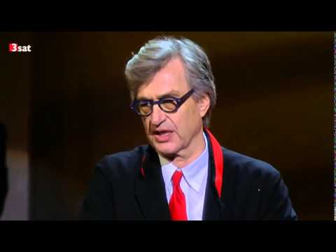 Berlinale 2015 Lifetime Achievement (Honorary Golden Bear) for Wim Wenders