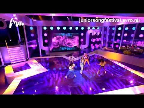 Darcey - Energie  (Junior Songfestival 2010)