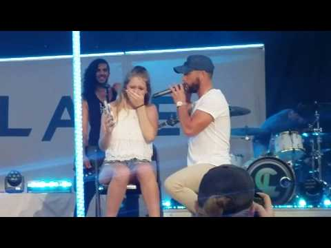 Chris Lane *All About You* Allegany County Fair 2017