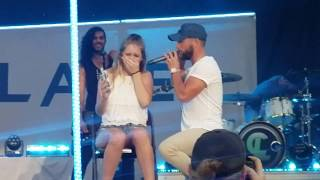 Chris Lane *All About You* Allegany County Fair 7/18/17