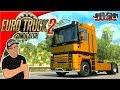 Euro Truck Simulator 2 Renault Magnum Integral Mod Review