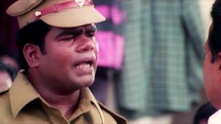 Vikram fights with Ponnambalam | Saamy Tamil Movie- Part 2