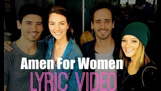 "LYRIC VIDEO  ""Amen For Women"" By Endless Summer (New Single from EP)"
