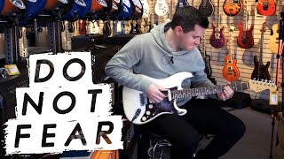 5 Reasons You Shouldn't Be Afraid of Guitar Stores