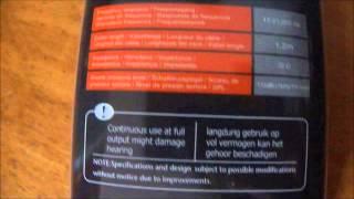 (SONUN) 3.5mm Jack Stereo Earphones In-ear Headphone Thumbnail