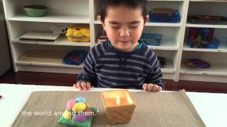 Montessori Silence Game