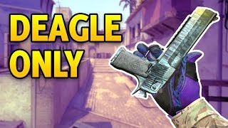 DESERT EAGLE ONLY IN LE CSGO MATCHMAKING