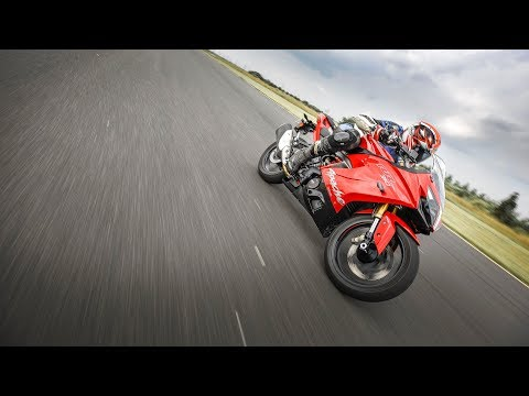 2017 TVS Apache RR 310 | First ride | OVERDRIVE