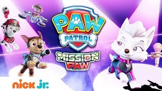 Baixar NEW Mission PAW 🐾 Full Episode Coming Soon | Sweetie's Stealing the Spotlight | Nick Jr