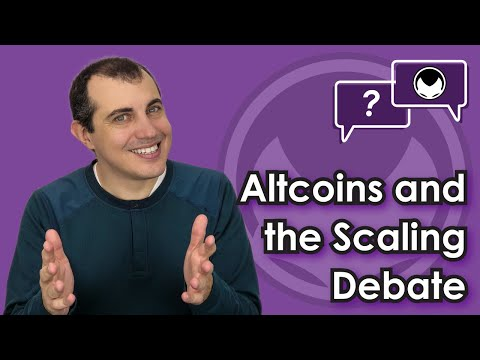 Ethereum Q&A: Altcoins and the Scaling Debate