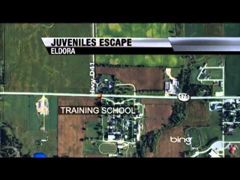 Two More Juveniles Caught After Eldora Escape