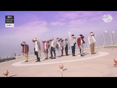 [Special Video] SEVENTEEN (Seventeen) - Press wearing a hat (Without You) Mnet Present Special Ver.