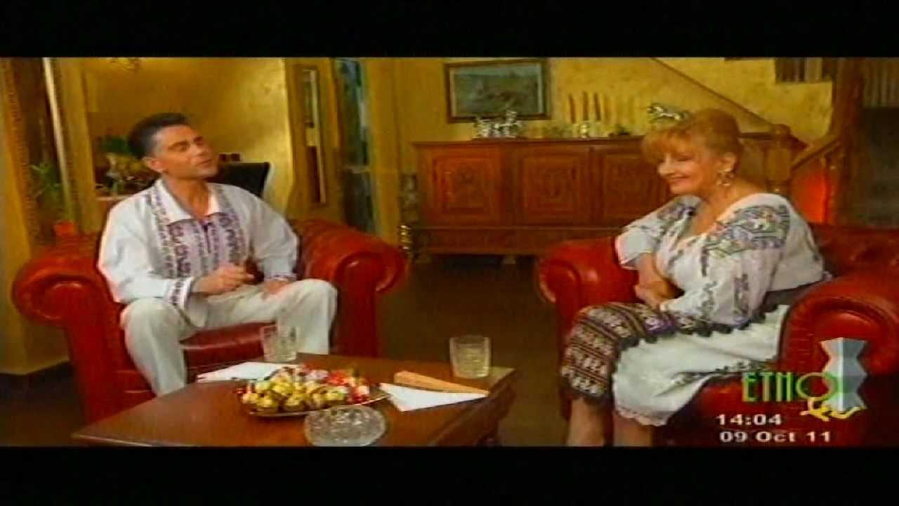"""Aurelian Preda&Ileana Ciuculete -""""Povesti de viata"""". (Video) Ce dialog de poveste si ce dezvaluiri:   """"Să vă spun ceva! Eu nu o să mor şi nici nu îmbătrânesc niciodată! Atenţie!""""."""