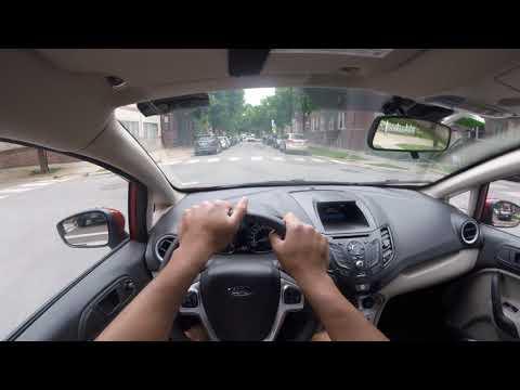 FORD FIESTA - TEST DRIVE