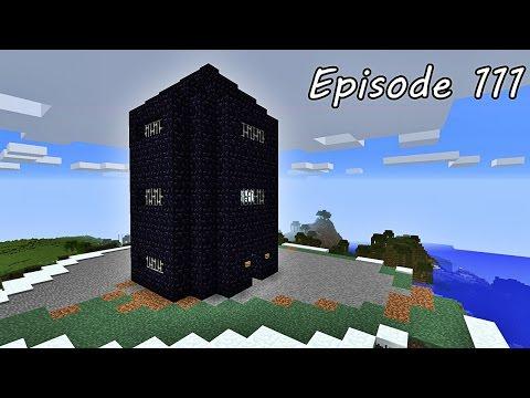 Minecraft เอาชีวิตรอด - Episode 111 - บ้านกันแรงระเบิด