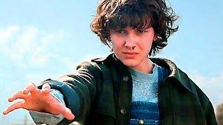 STRANGER THINGS Saison 2 Bande Annonce VOST FINALE ✩  Série Netflix (2017)