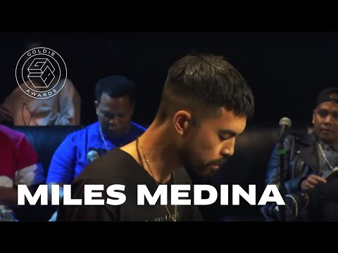 Goldie Awards 2017: Miles Medina - DJ Battle Performance
