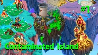 Monster Legends - Contaminated Island Part #1
