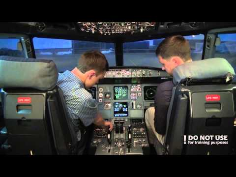 Get TR'ed – Airbus A320 FFS type rating training (lesson 1, part 3) - Baltic Aviation Academy
