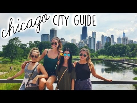 My Travel Diaries | CHICAGO
