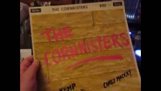 Willie Kemp & Curly Mckay - King of the Cornkisters - Rare LP - Scottish Folk