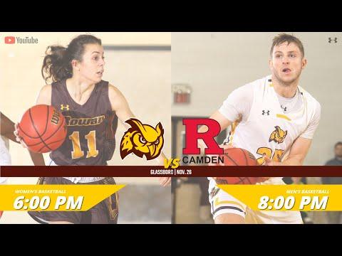 2020 Rowan Men's Basketball Vs. Rutgers-Camden   11/26/19