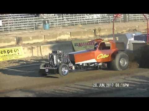 NTPA SUPER MODIFIED TWD TRUCKS HSTPA WAYNE COUNTY, INDIANA FAIR JUNE 20, 2017