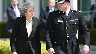 The spirit of Manchester will never be broken!    PM May delivers speech on terror attack