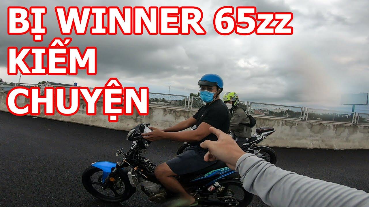 GSX bị Winner 65zz kiếm chuyện và chạy Ducati 899 mất thắng