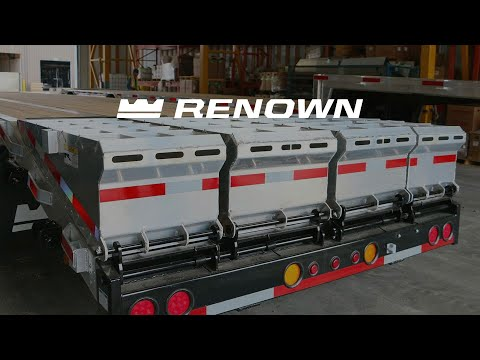 2019 Renown Drop Deck Beavertail